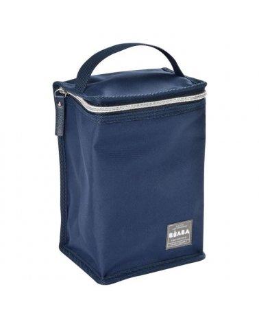 Bolsa Isotérmica Azul / Plata de Béaba