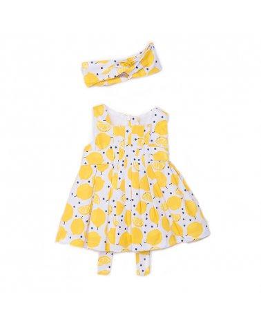Vestido+Cinta Babybol
