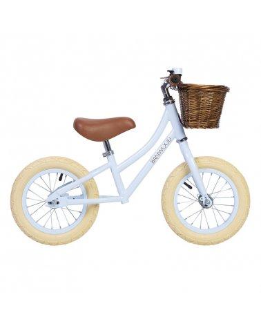 Bicicleta sin pedales First Go! de Banwood Cielo