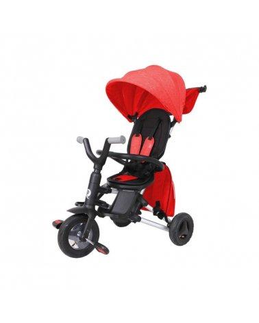 Triciclo Evolutivo Nova Plus Q Play Rojo