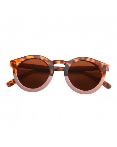Gafas de Sol para Niños Sostenibles Tortoise Burlwood de Grech & Co