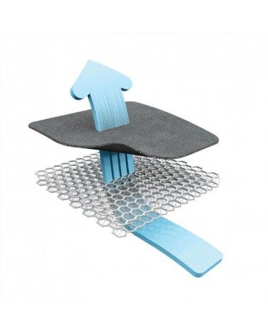 Colchoneta 3D Air Layer para Sillas de Auto de Grupo 1 Ballenas de Aeromoov