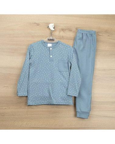 Pijama Niño Tratto Babidu