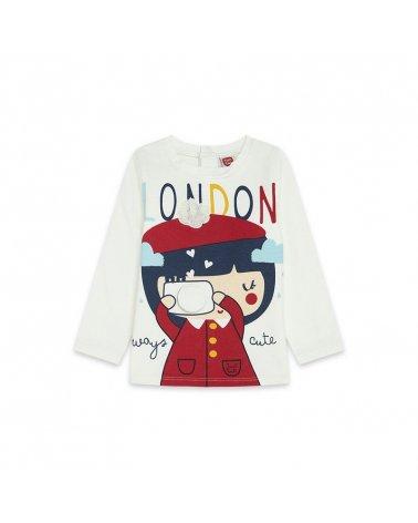 Camiseta Punto Hello London Tuc Tuc